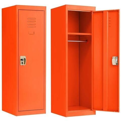 Superday Kid Locker Safe Storage Children Single Tier Metal Lockers