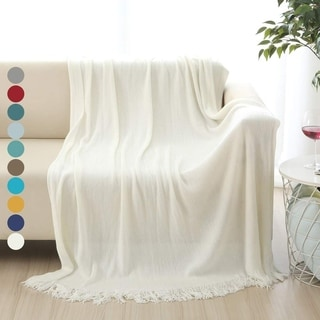 Link to Soft Throw Blanket Warm & Cozy for Couch Sofa Bed Beach Travel Similar Items in Blankets & Throws