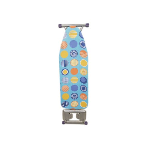 DiscountWorld T leg Steel Top Ironing Boards with Foam Pad