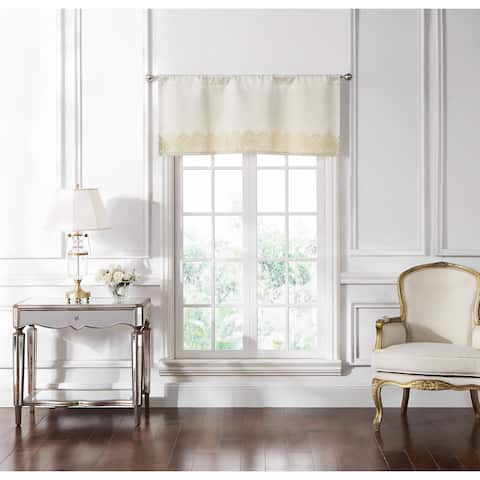 Waterford Merril Straight Valance - 50x18