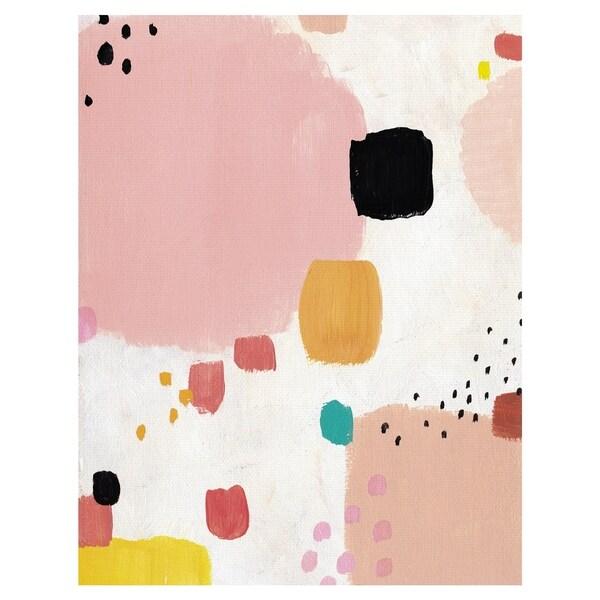 Cotton Flurry by Joelle Wehkam Canvas Art Print