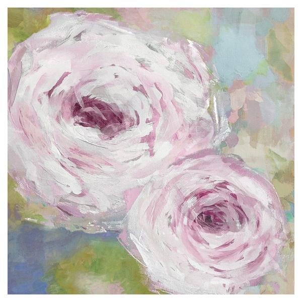 Floral Haze by Tania Bello Canvas Art Print