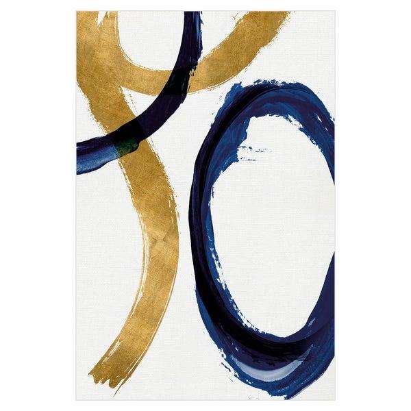 Twirl by Paul Duncan Canvas Art Print