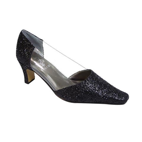 FLORAL Asha Women Extra Wide Width Evening Dress Shoes