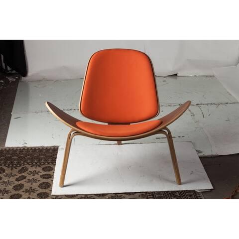 Athena Orange Lounge Chair (Vietnam)