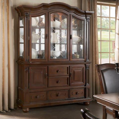 Constantinople China Cabinet by iNSPIRE Q Classic - China Cabinet