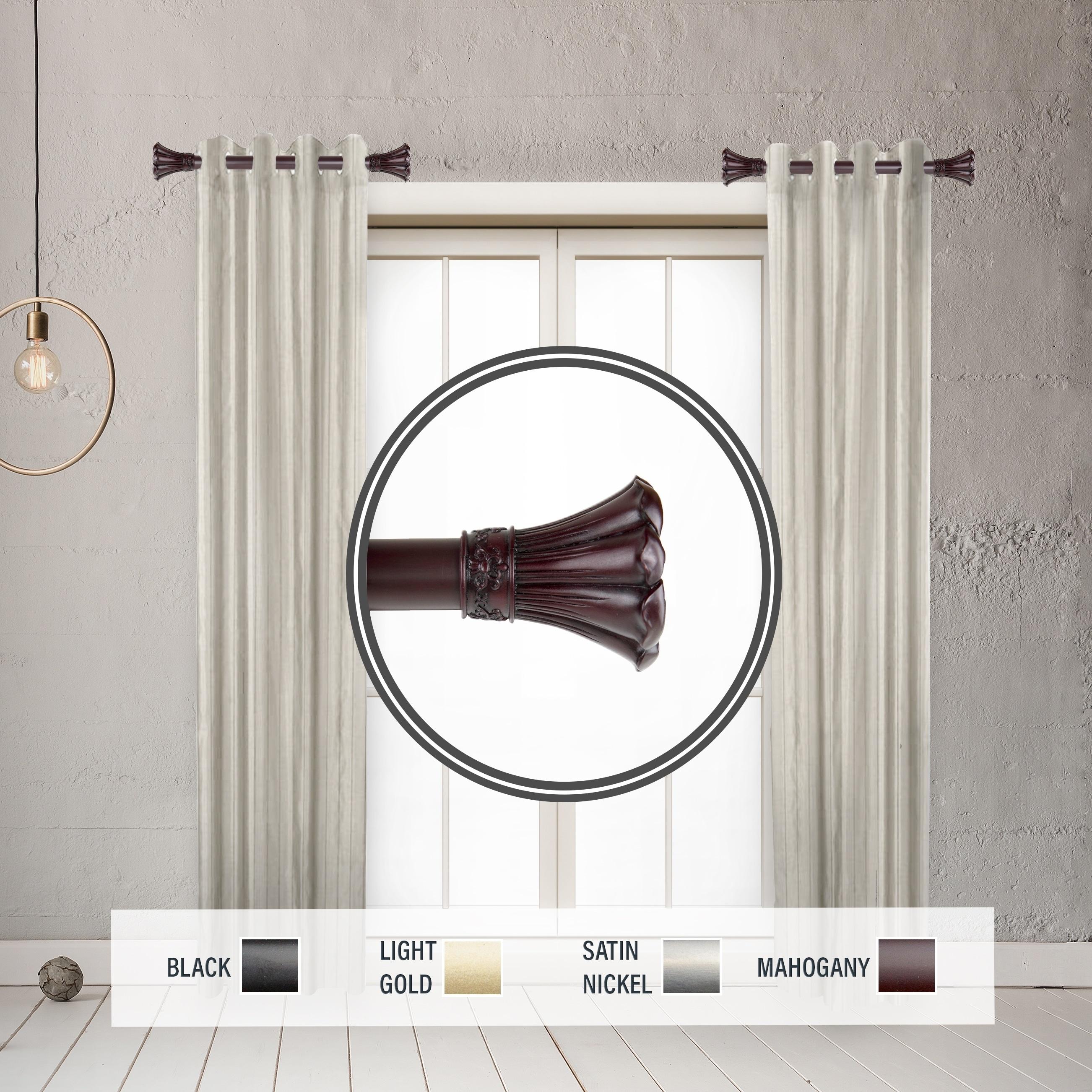 Dia Side Curtain Rod 12 20 Inch