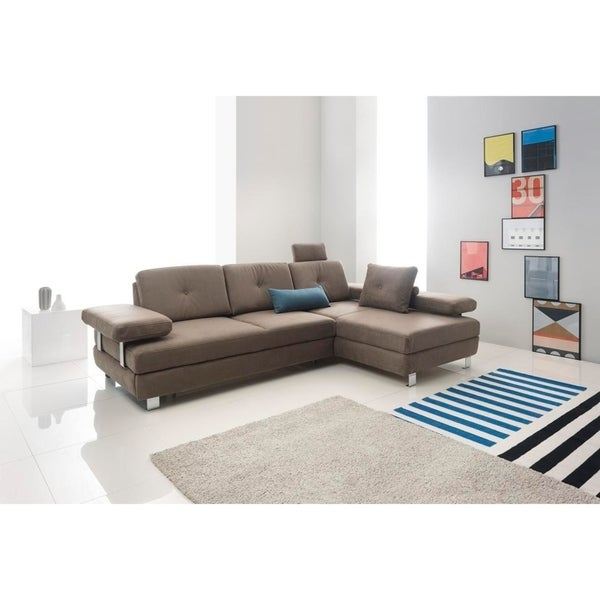 GERDA Sectional Sleeper Sofa