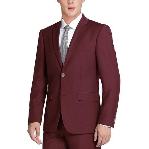 Men's Suit Two Button 2 Piece Modern Classic Fit