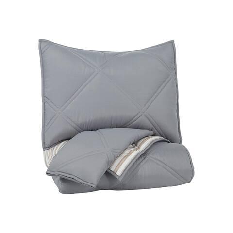 Rhey Twin Comforter Set - Youth - Reversible