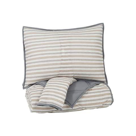 Rhey Full Comforter Set - Youth - Reversible