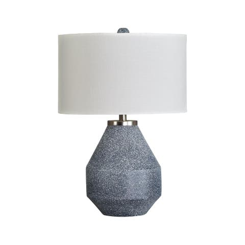 Kristeva Metal Table Lamp - Contemporary