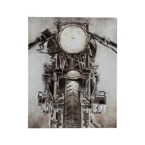 Jaimin Wall Art - Motorcycle