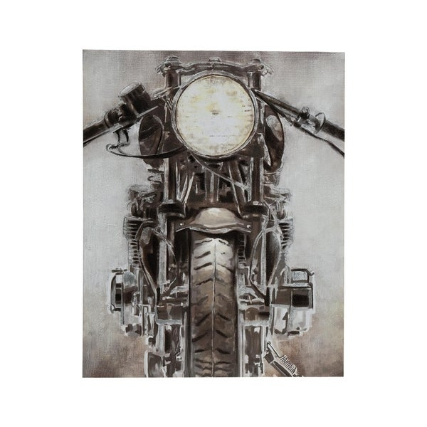 Jaimin Wall Art - Motorcycle