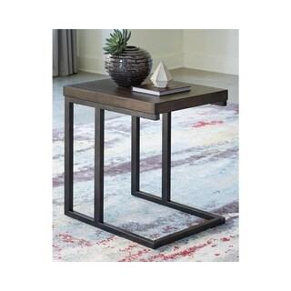 Johurst Modern Farmhouse Chair Side End Table