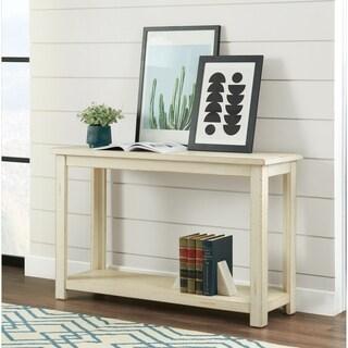 The Gray Barn Sunnyside Sofa Console Table