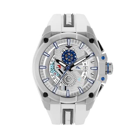 TOMMY BAHAMA Barracuda Bay Dual Time Sport Watch