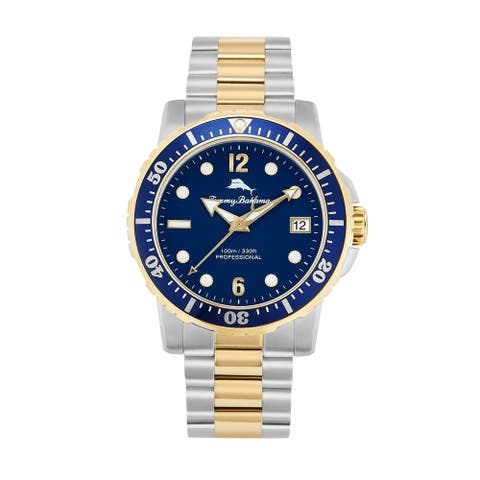 TOMMY BAHAMA Naples Cove Diver Watch