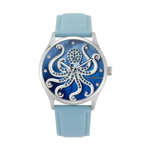 TOMMY BAHAMA Swarovski Crystal Octopus Watch