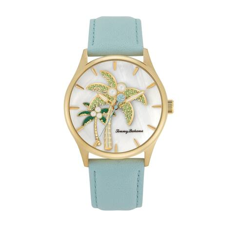 TOMMY BAHAMA Pearl Palm Tree Watch