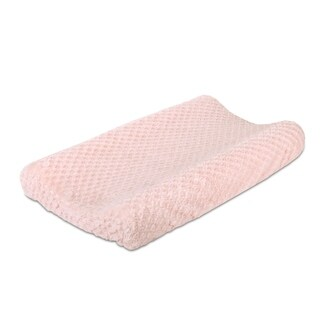 The Peanut Shell Arianna Plush Changing Pad Cover