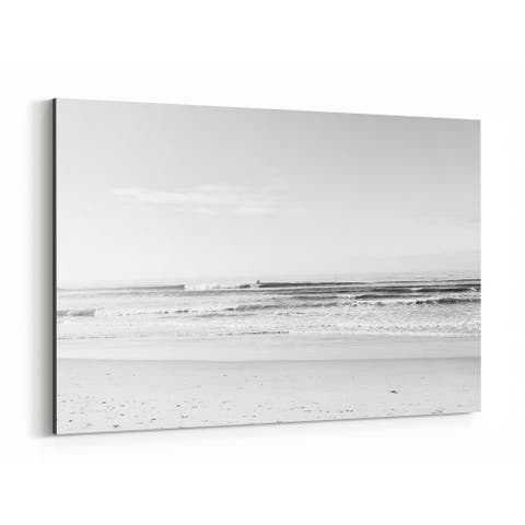 Noir Gallery San Diego California Sports Surfing Canvas Wall Art Print