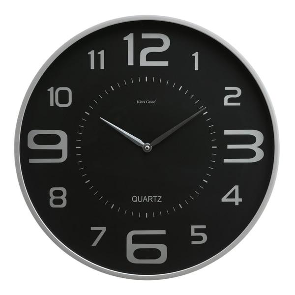 kieragrace Austin Wall Clock