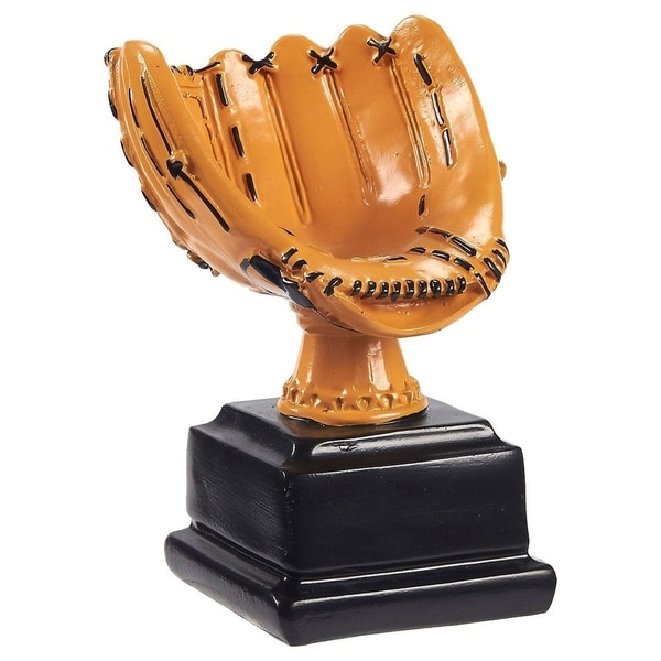 Baseball Glove Trophy, Baseball Sports Award, Recognition for Baseball Players