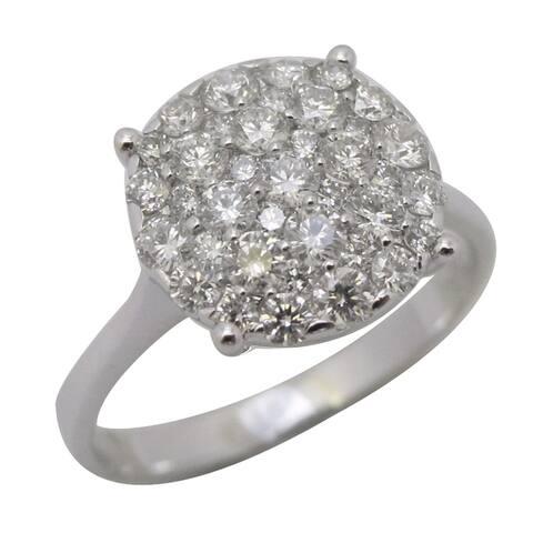 14kt Gold Diamond Ring Women Jewelry