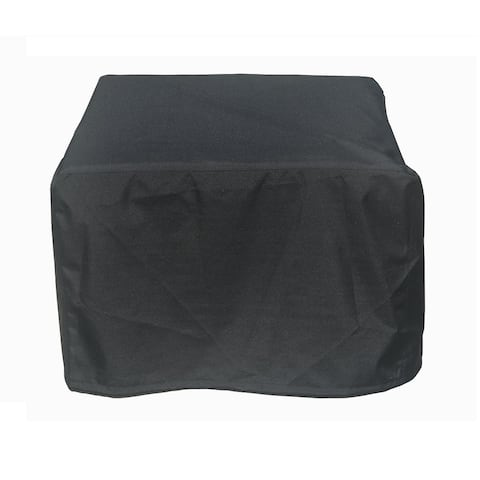 Square Ottoman Cover Outdoor Waterproof Fabric Shield