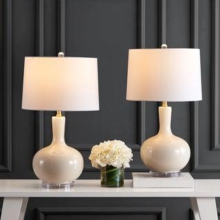 "Safavieh Lighting 27"" Nilla Table Lamp"