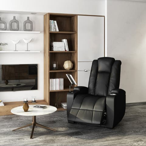 Strick & Bolton Powered Smart Recliner Chair