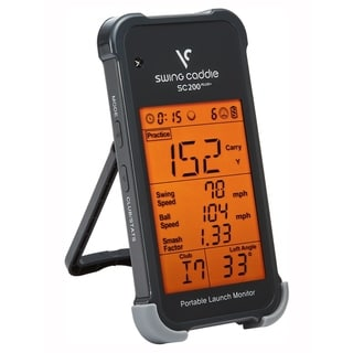 Voice Caddie SC200 PLUS Swing Caddie Portable Launch Monitor