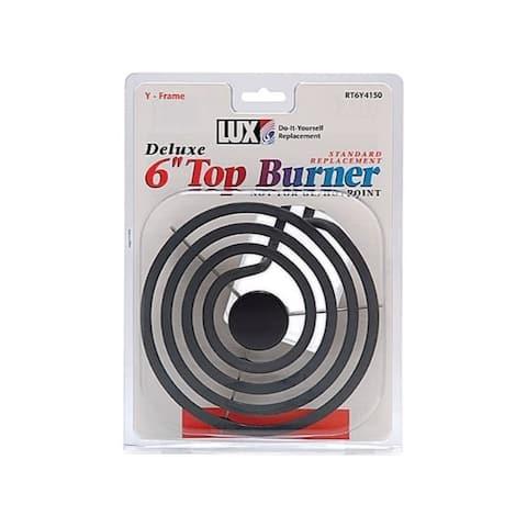Lux Chrome Top Burner