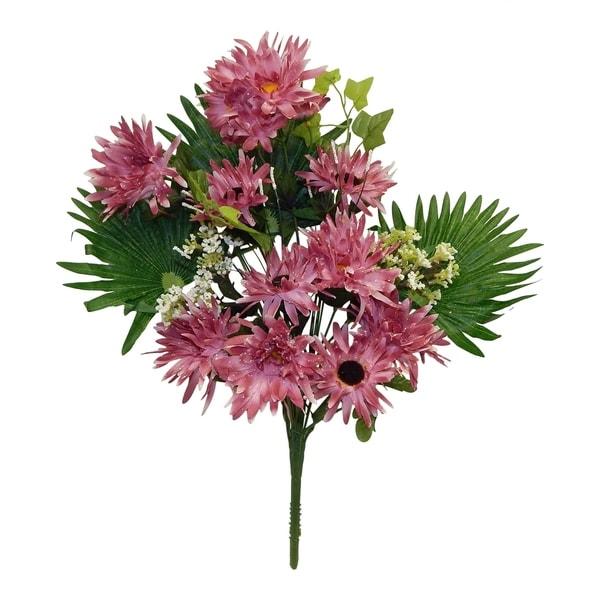 """20"""" Gerbera daisy bush"""