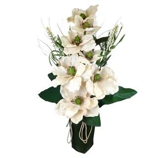 """27"""" Magnolia centerpiece"""