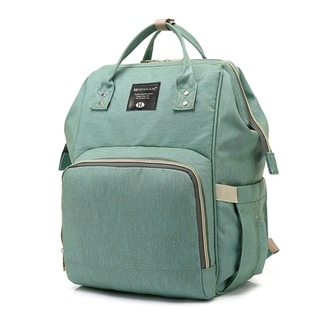 Link to Baby Diaper Bag Multi-Function Travel Backpack Baby Nappy Changing Mommy Bags Similar Items in Diaper Bags