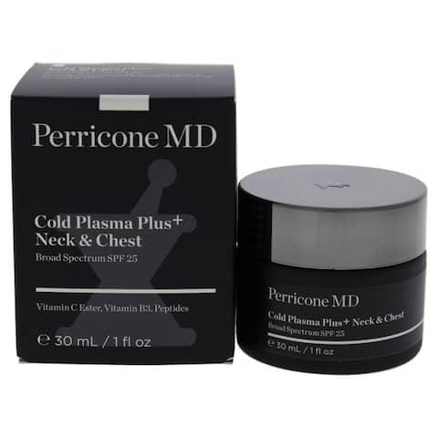 Perricone MD Cold Plasma+ Neck & Chest SPF 25 1 oz / 30 ml