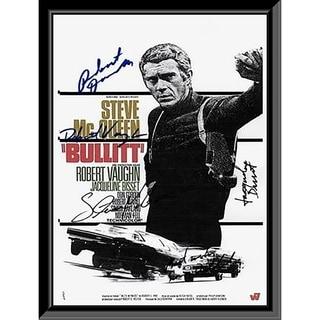 Bullitt Framed Movie Poster