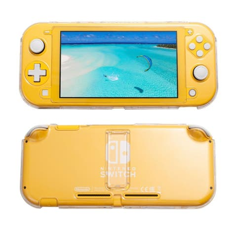 For Nintendo Switch Lite Clear Hard Case Cover