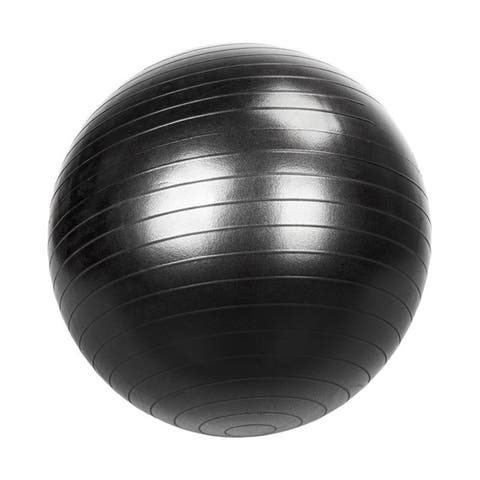 85cm 1600g Gym/Household Explosion-proof Thicken Yoga Ball Smooth Surface