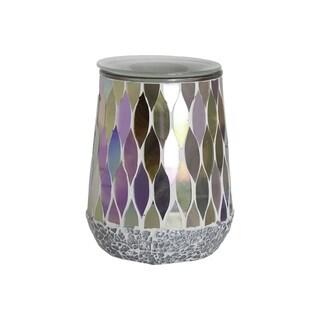 Scentsationals Home Indoor Decorative MOSAIC Pearl Full Size Wax Warmer
