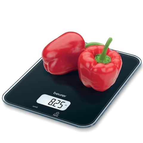 Beurer Multi-Function Digital Kitchen Scale, Food Scale, Digital Display, KS19