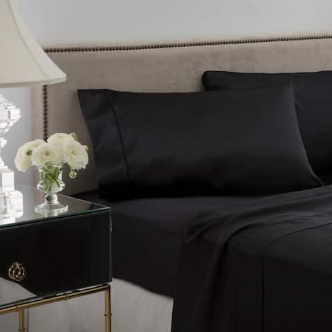 Porch & Den Mayway Satin Bed Sheet Set