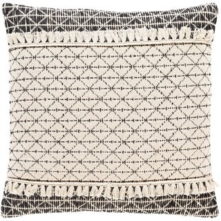Jena Bohemian Cotton Throw Pillow Cover
