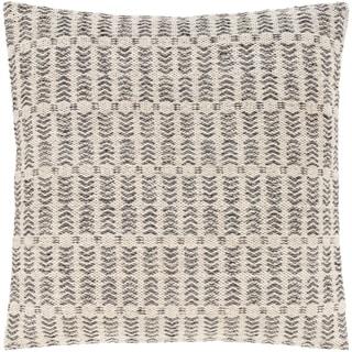 Loma Bohemian Woven Throw Pillow Cover
