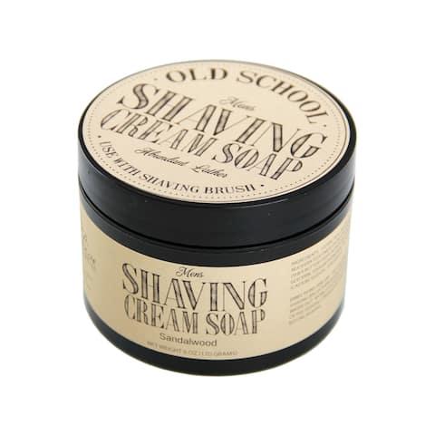 Handmade Shaving Cream Soap