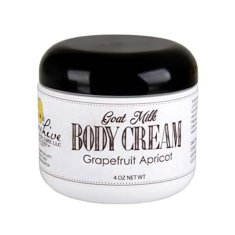 Handmade Goat Milk Body Cream