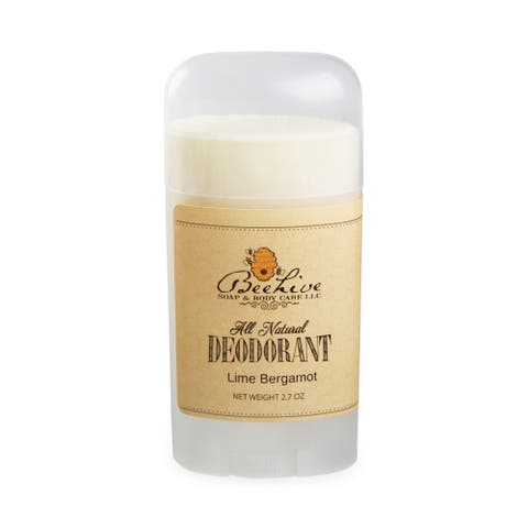 Handmade All Natural Deodorant