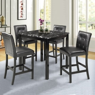 5-piece Counter Height Dining Set, Dining Room Set